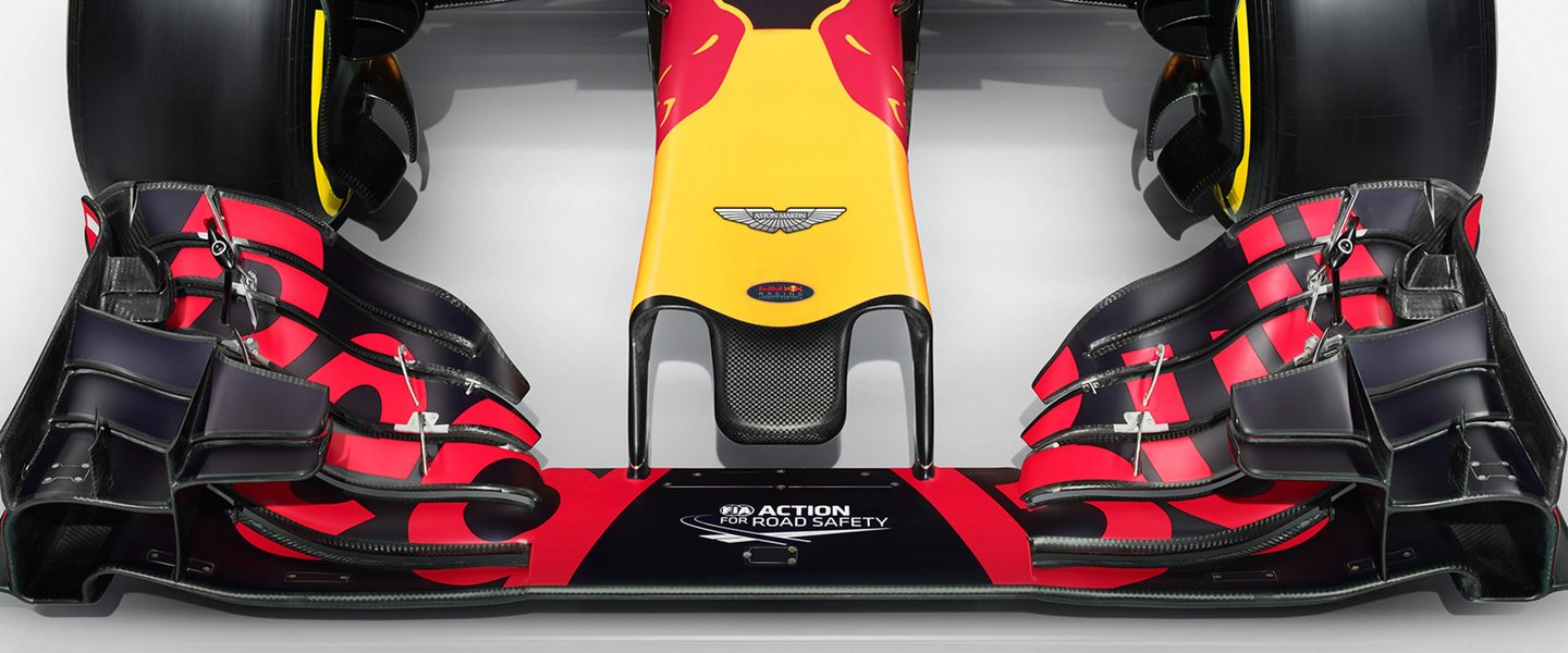 Aston Martin Red Bull RB12