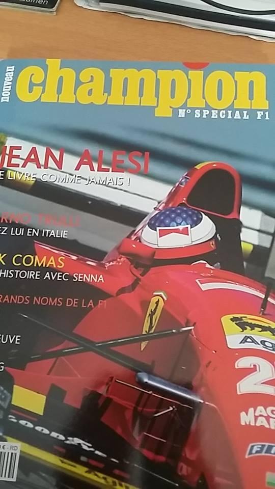 Champion magazine spécial F1
