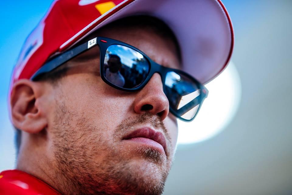 Sébatian Vettel Ferrari