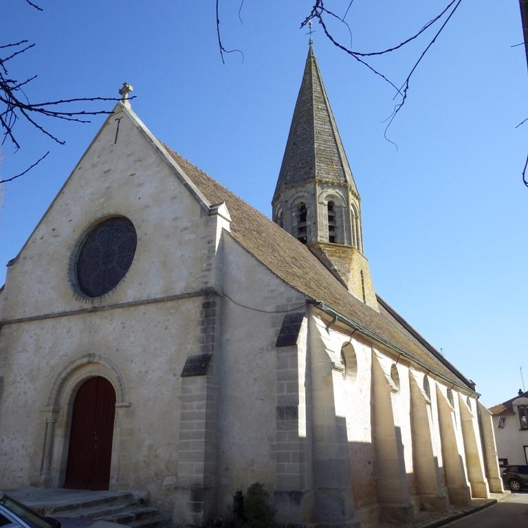 SpyGate - Eglise Ste Geneviève