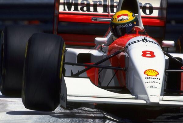 Senna Monaco 1993