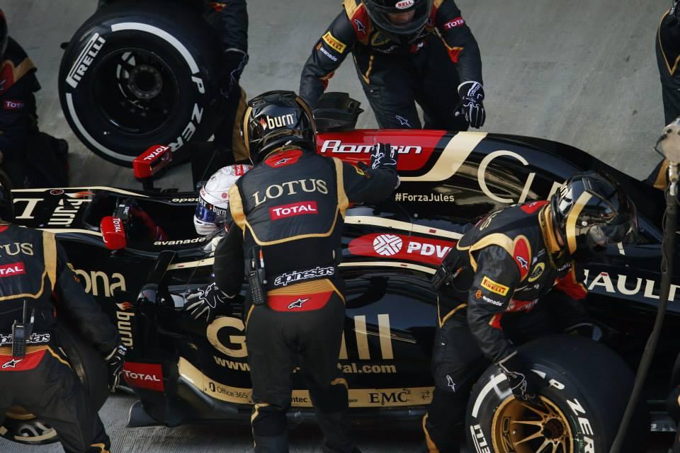 Lotus Renault Sotchi 2014