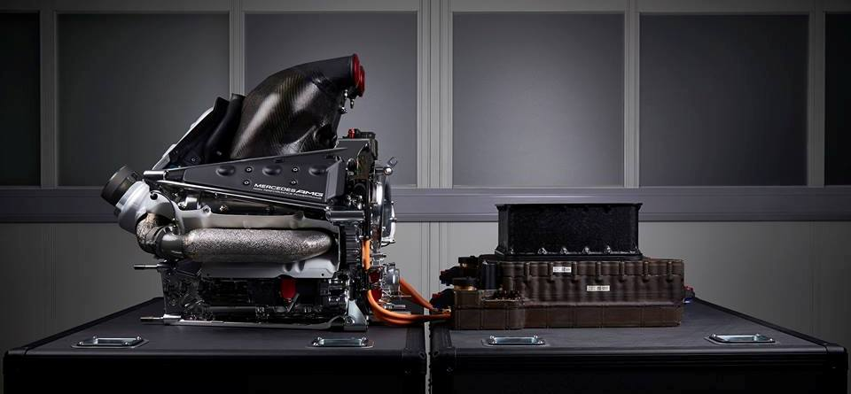 Mercedes Hybrid F1 2014