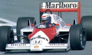 McLaren MP4/3 proto 1987