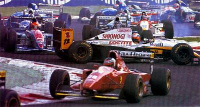 F1 Monza 1994