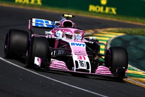 Force India F1 2018